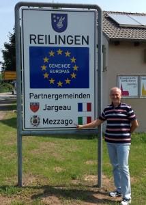 Quanto è distante Reilingen?