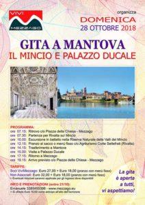 Gita a Mantova - Il Mincio e Palazzo Ducale @ Mantova
