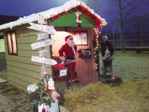 Coccole di Babbo Natale